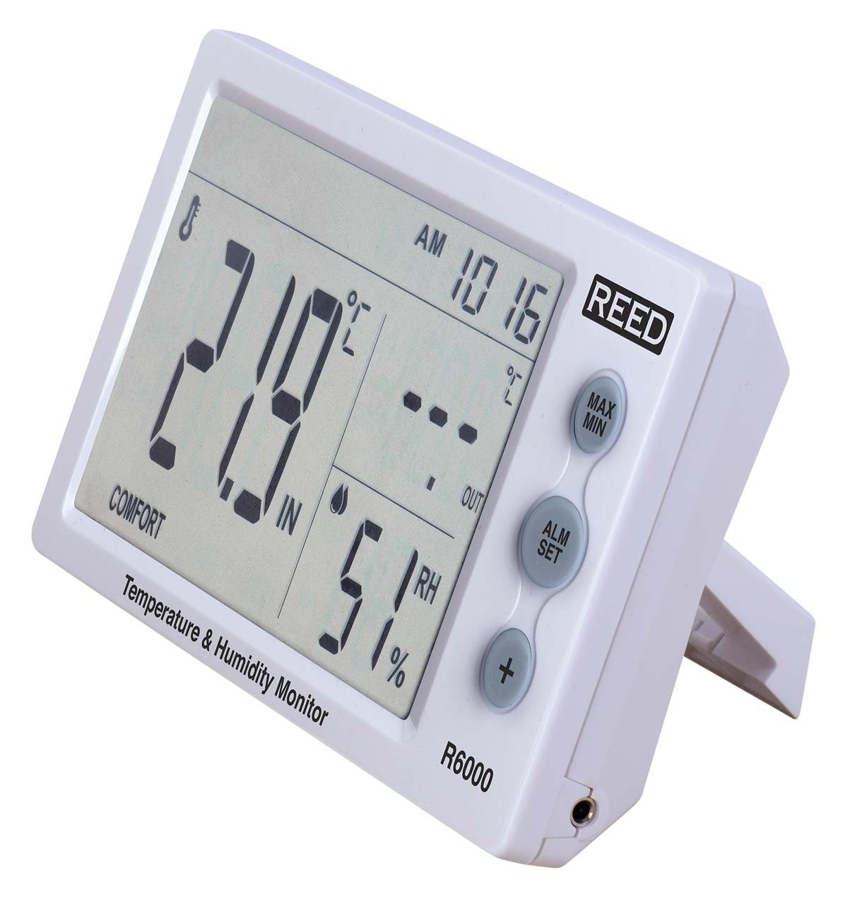 REED R6000 Temperature and Humidity Meter-REED R6000 4