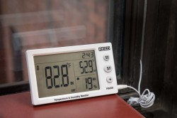 REED R6000 Temperature and Humidity Meter-REED R6000 6