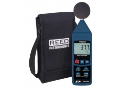 REED R8070SD Data Logging Sound Level Meter-Included