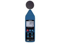 REED R8070SD Data Logging Sound Level Meter-