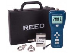 REED SD-6100 Data Logging Force Gauge, 220 lbs (100 kg)-Included