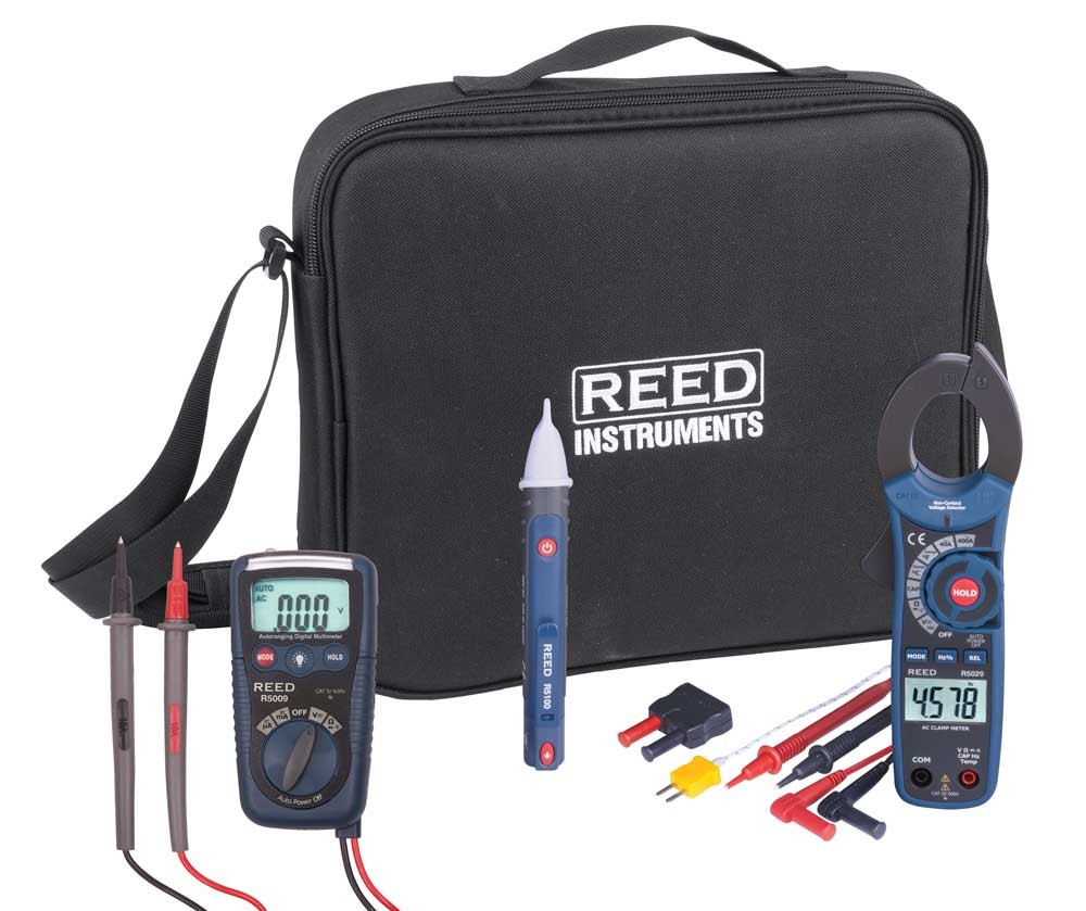 REED ST-ELECTRICKIT Electrician's Combo Kit-